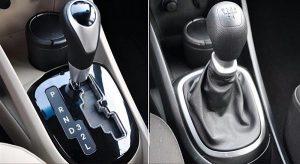 управление механической коробкой передач