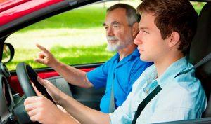 практические занятия по вождению автошкола