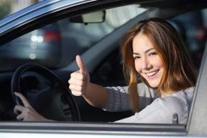 практические занятия по вождению