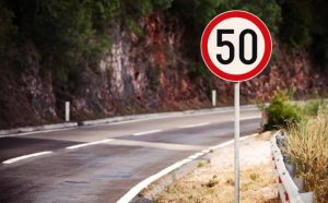 Изменения в ПДД Украины коснулись и максимальной скорости на дороге
