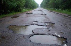 как ездить по плохим дорогам