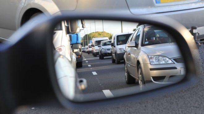 вождение автомобиля по городу
