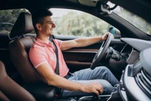 Советы водителей, как правильно сидеть за рулем